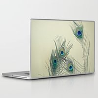 cassia beck Laptop & iPad Skins featuring All Eyes Are on You by Cassia Beck