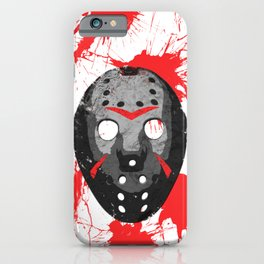 Horror Movie iPhone Case