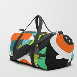 Tropical vibe with toucans Duffle Bag