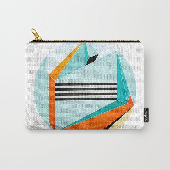 Stand Between and Listen Carry-All Pouch