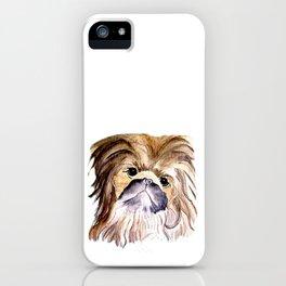 Pekingese love Dogs iPhone Case