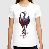 phoenix T-shirts featuring Phoenix by Giorgio Finamore