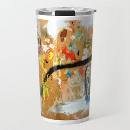 Poesia Urbana Travel Mug