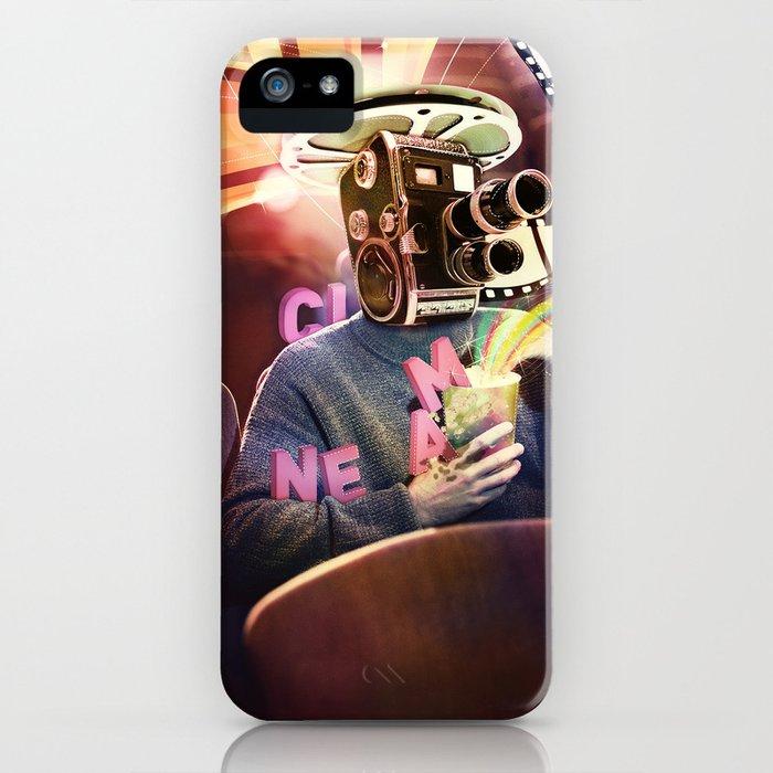 Cinema Poster iPhone Case