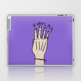 Four Shots Please Laptop & iPad Skin