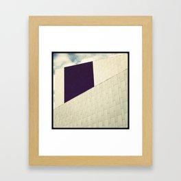 finnish pattern Framed Art Print