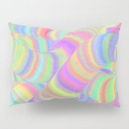 pastel worms Pillow Sham