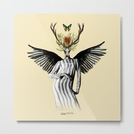 complicated creature - temptation Metal Print