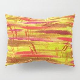 Late Summer Field Pillow Sham