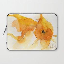 Watercolor Goldfish 1 Laptop Sleeve