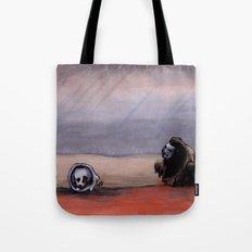 The Rust Coloured Soil: Thus Spoke Zarathustra Tote Bag