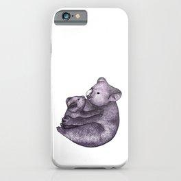 Koala Bear Love  iPhone Case