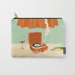 VINYL NIGHT Carry-All Pouch