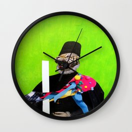 Our kings are killers Wall Clock