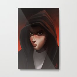 slim shady Metal Print