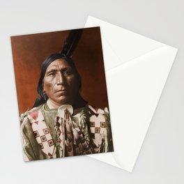 Little Hawk - Brulé - American Indian Stationery Cards