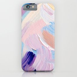 Jess Abstract Painting iPhone Case