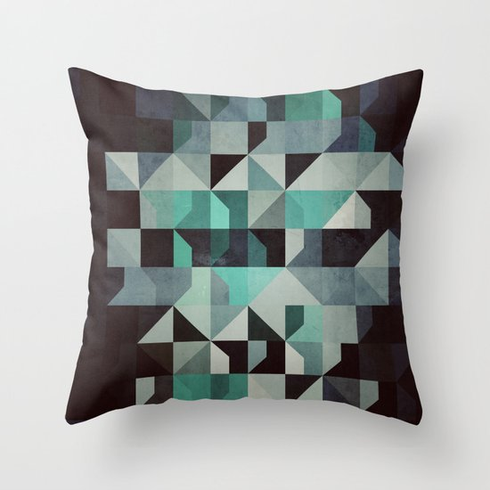 noir? Throw Pillow