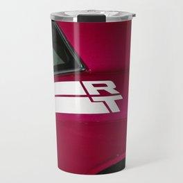 Fuchsia Panther Pink Challenger RT Travel Mug