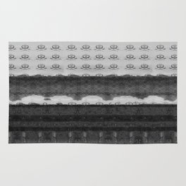 Far Under The Earth:  Version One Rug
