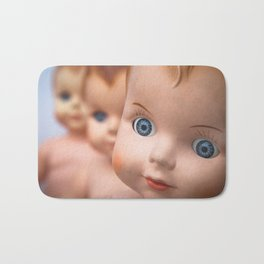 Baby Blue Eyes Bath Mat