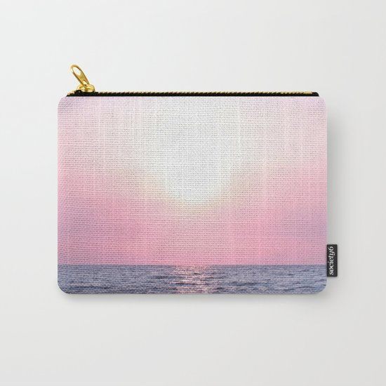Calming Sea view Carry-All Pouch