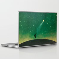 archer Laptop & iPad Skins featuring Stars Archer by Rowe
