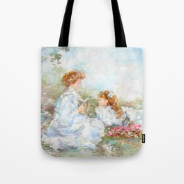 Mothers Memories Tote Bag
