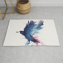 Bloody Crow Rug
