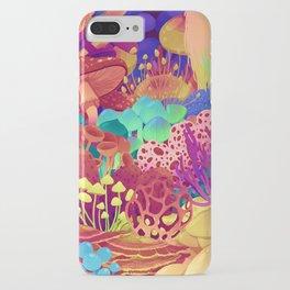 Shrooms iPhone Case