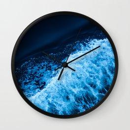 Sea 11 Wall Clock