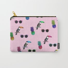 Tropical Print Take 2 Carry-All Pouch