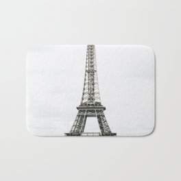 Eiffel Tower - Paris Bath Mat