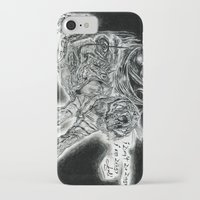 salvador dali iPhone & iPod Cases featuring Salvador Dali by Art & Ink