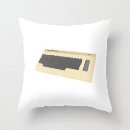 c64 Throw Pillow