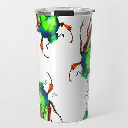 Watercolor 6 Travel Mug