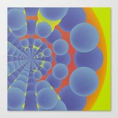 Túnel de colores · Glojag Canvas Print