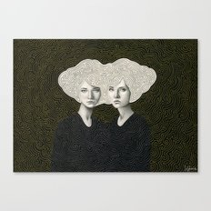 Orla and Olinda Canvas Print