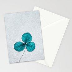 blue clover Stationery Cards