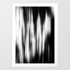 FLASHES OF MEMORY Art Print