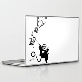 Up, Up and Away Laptop & iPad Skin