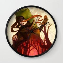 lamento Wall Clock