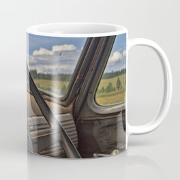 Vintage Dashboard Coffee Mug