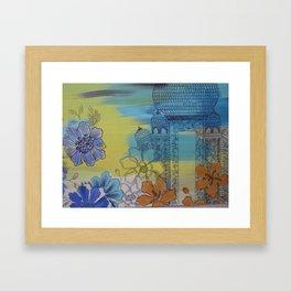 Temple 2 Framed Art Print