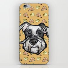 Peter loves pizza and cheese iPhone & iPod Skin