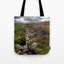 Wicklow Mountains, Republic of Ireland Tote Bag