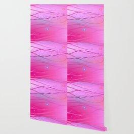 Firefly Breeze (pink) Wallpaper
