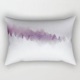 ultraviolet Rectangular Pillow