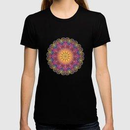 Mandala of Hearts T-shirt
