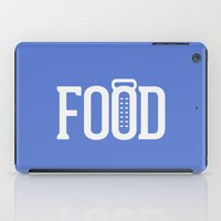 food iPad Cases featuring food by Leseed